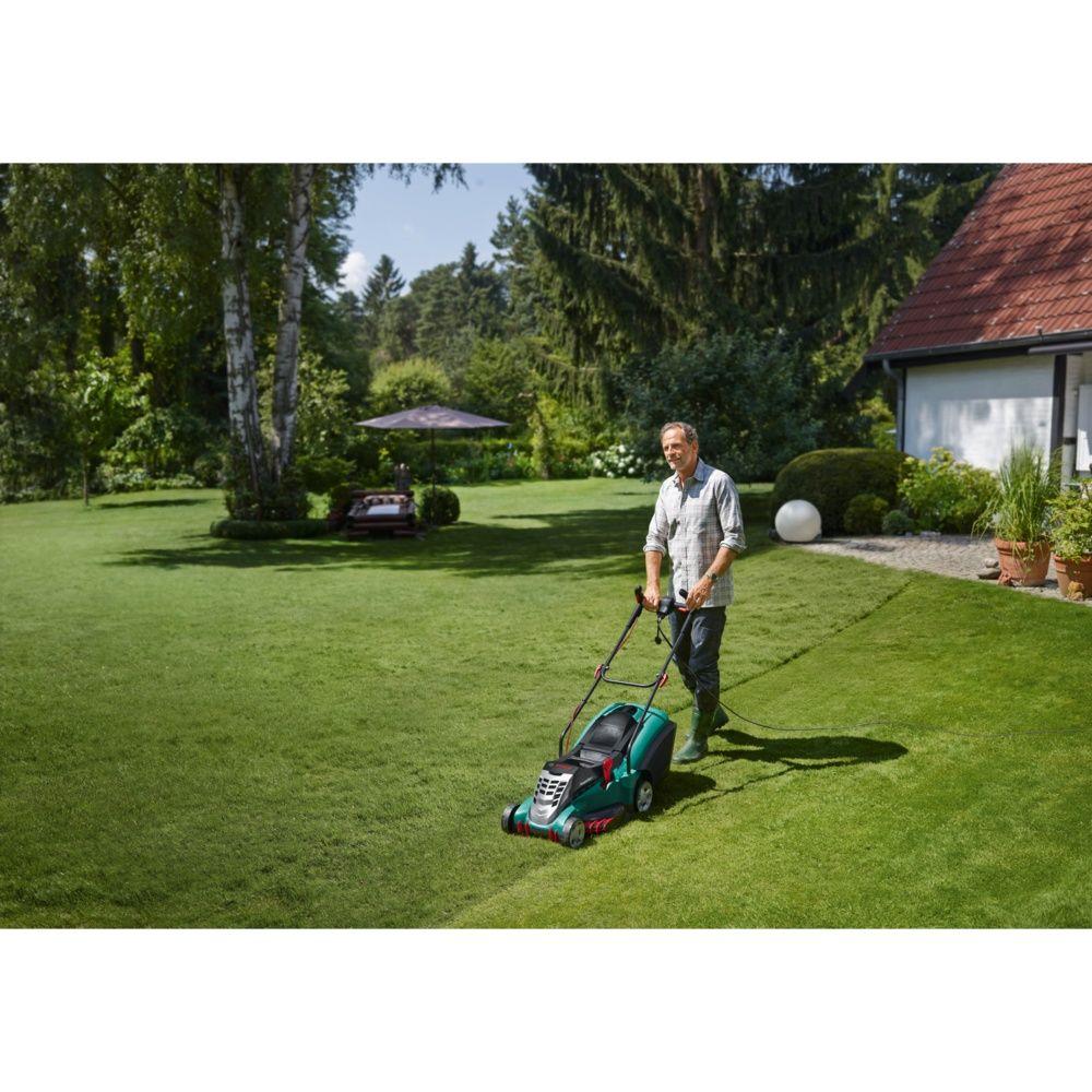 Tondeuse electrique rotak 40 bosch plantes et jardins - Bosch rotak 40 ...