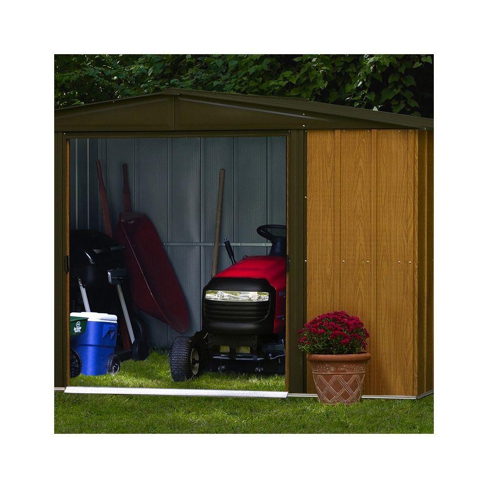 abris de jardin arrow collection design inspiration pour le jardin et son compl ment. Black Bedroom Furniture Sets. Home Design Ideas