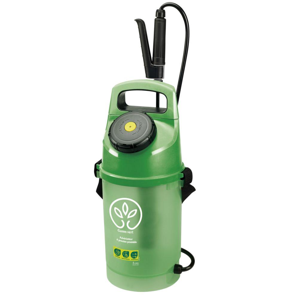 Pulv Risateur Pression Pr Alable 7l Gamm Vert Plantes Et Jardins