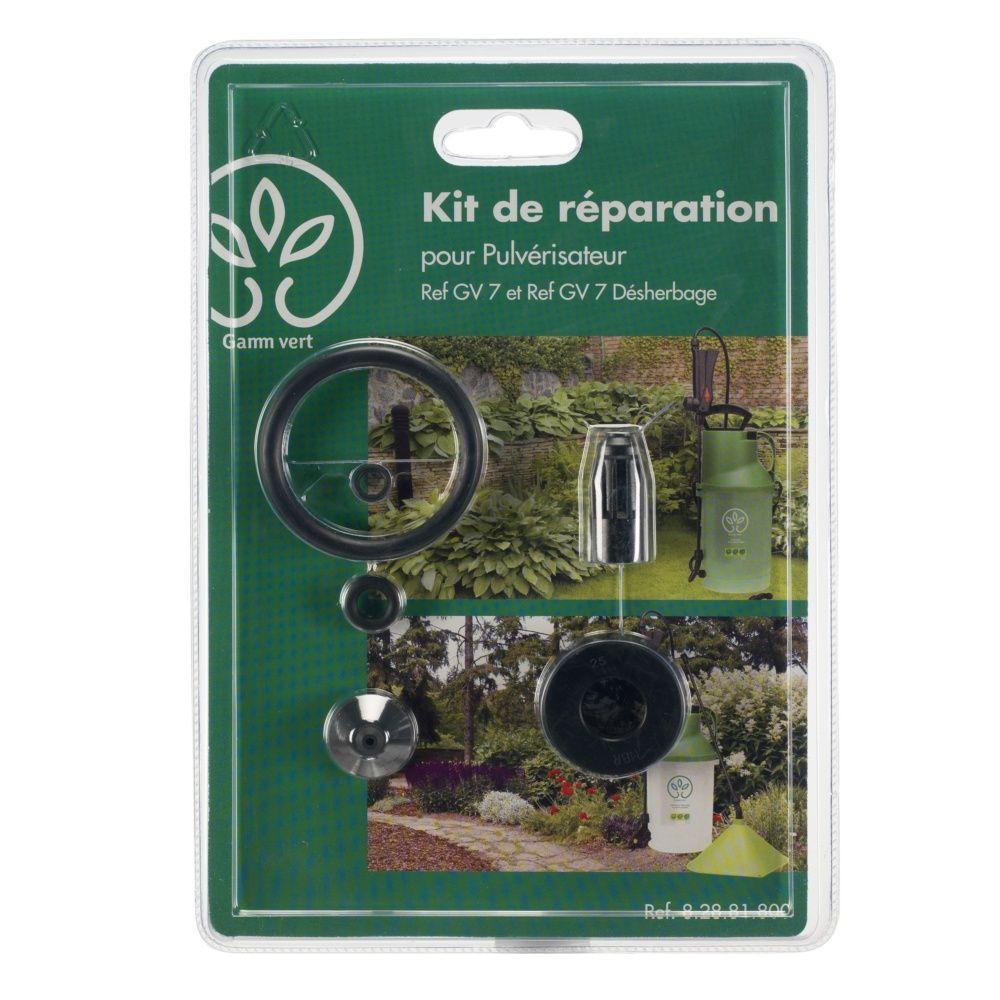 Kit de r paration pulv risateur gv 7l gamm vert - Kit de reparation baignoire acrylique ...