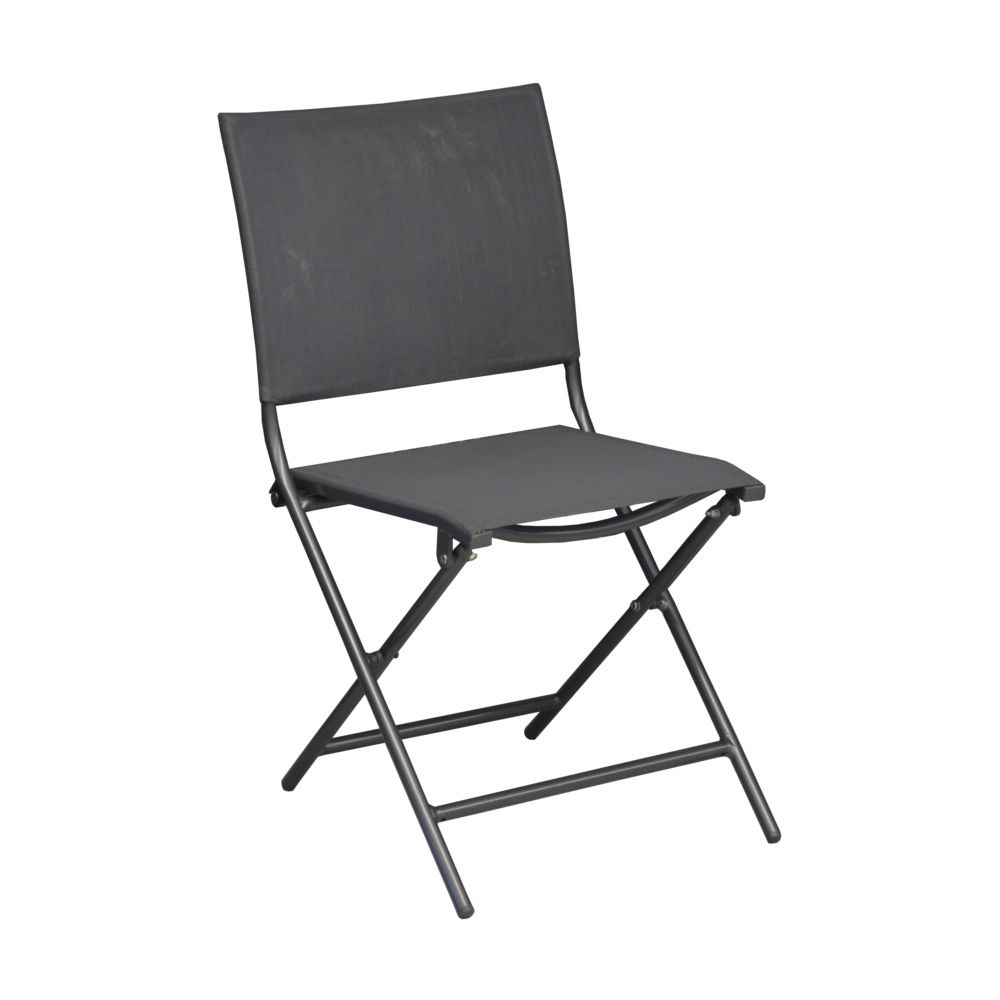 Salon de jardin globe table aluminium 6 chaises gris - Table et chaise de jardin en aluminium ...