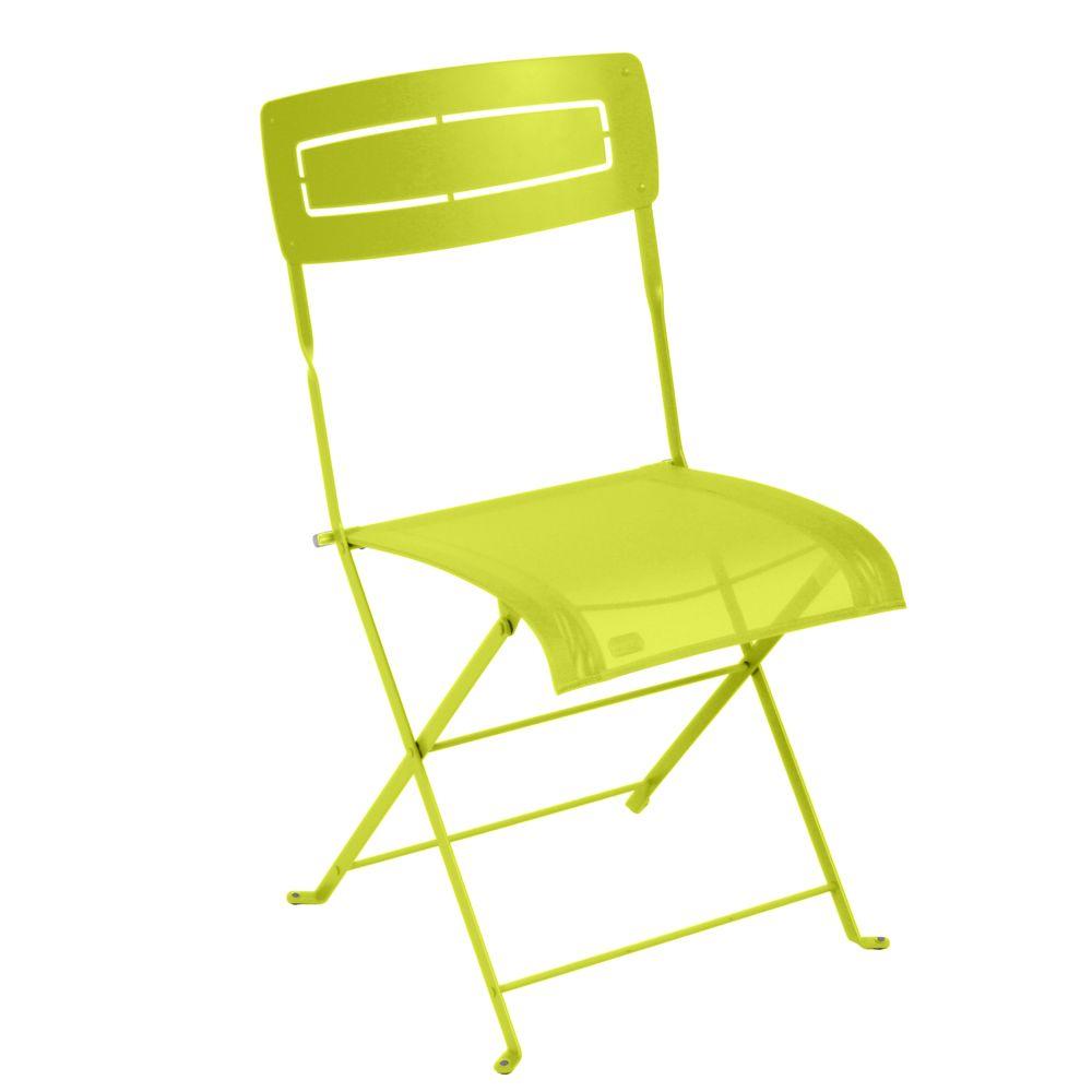 Salon de jardin fermob table l128 l128 cm 8 chaises - Chaise de jardin fermob ...