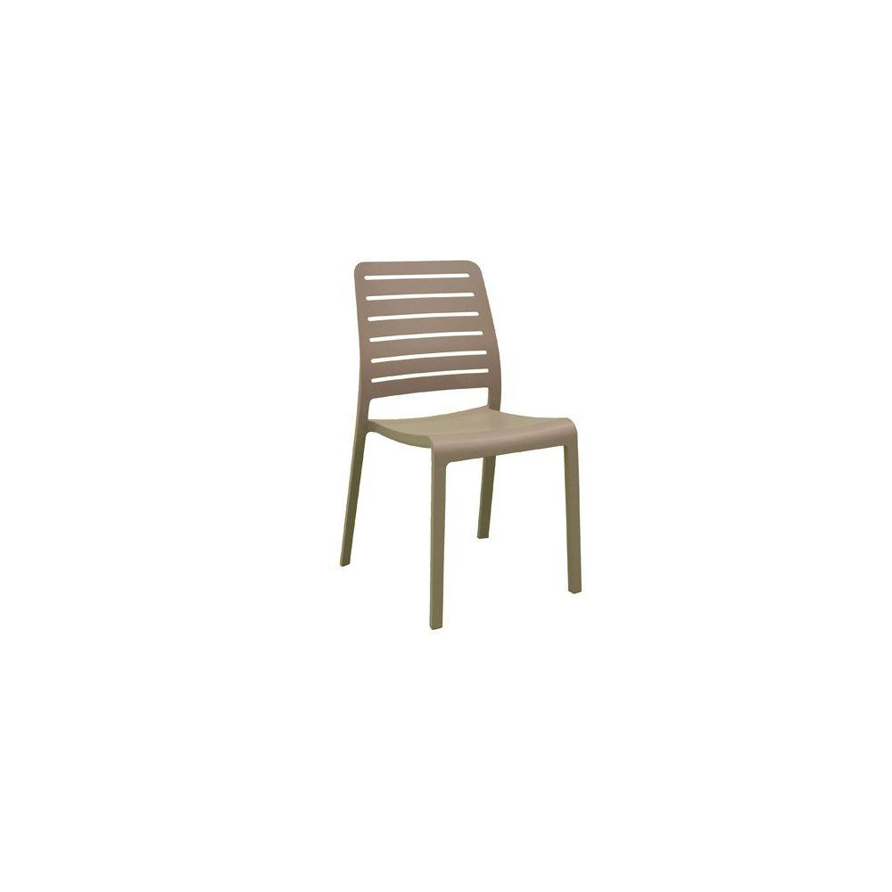 chaises de jardin charlotte country empilables lot de 2. Black Bedroom Furniture Sets. Home Design Ideas
