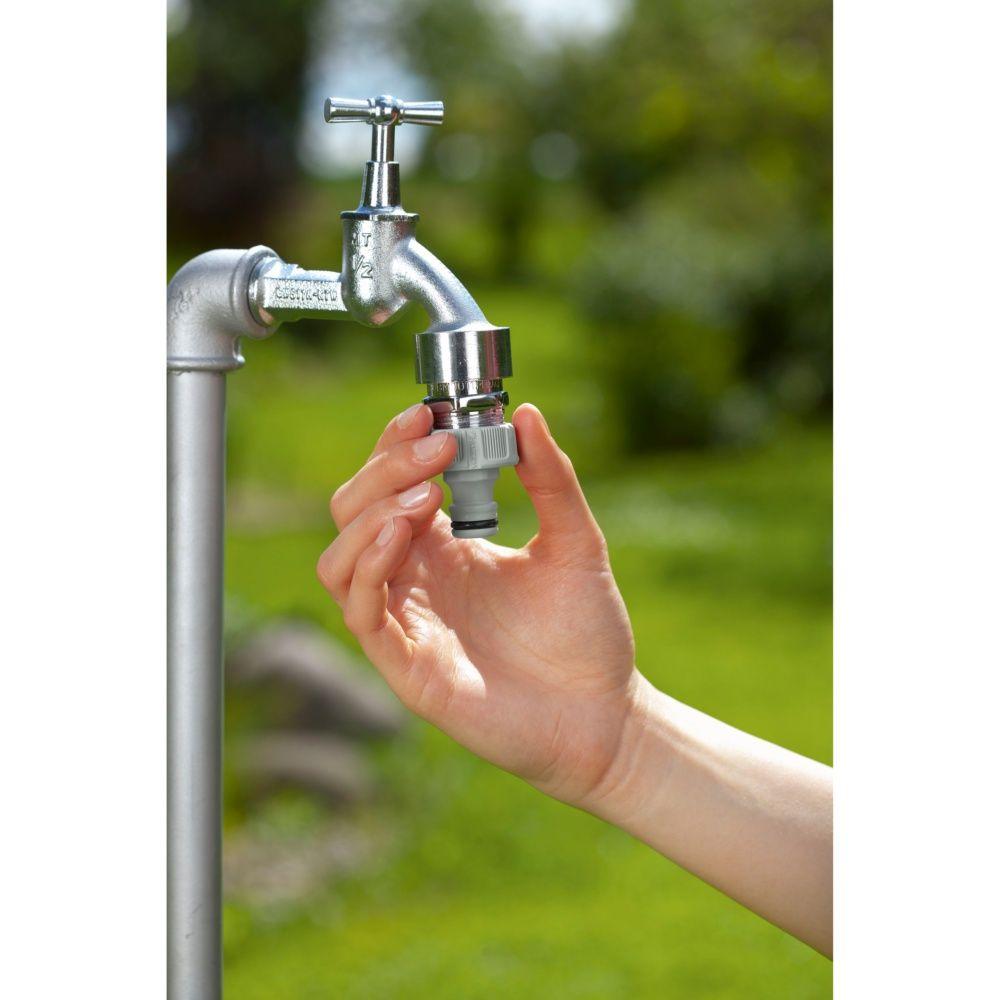 Nez de robinet filetage 20 27 gardena plantes et jardins - Nez de robinet ...