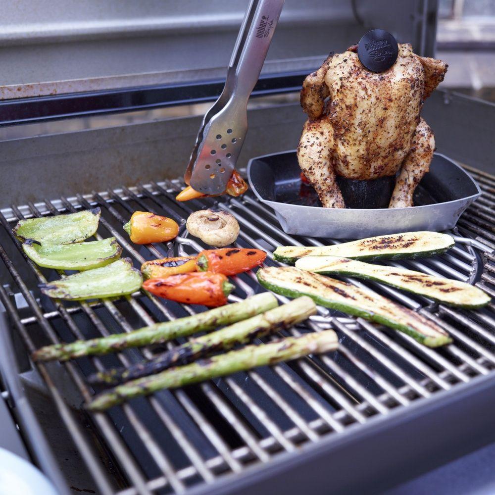barbecue gaz weber genesis s 330 gbs inox plantes et jardins. Black Bedroom Furniture Sets. Home Design Ideas
