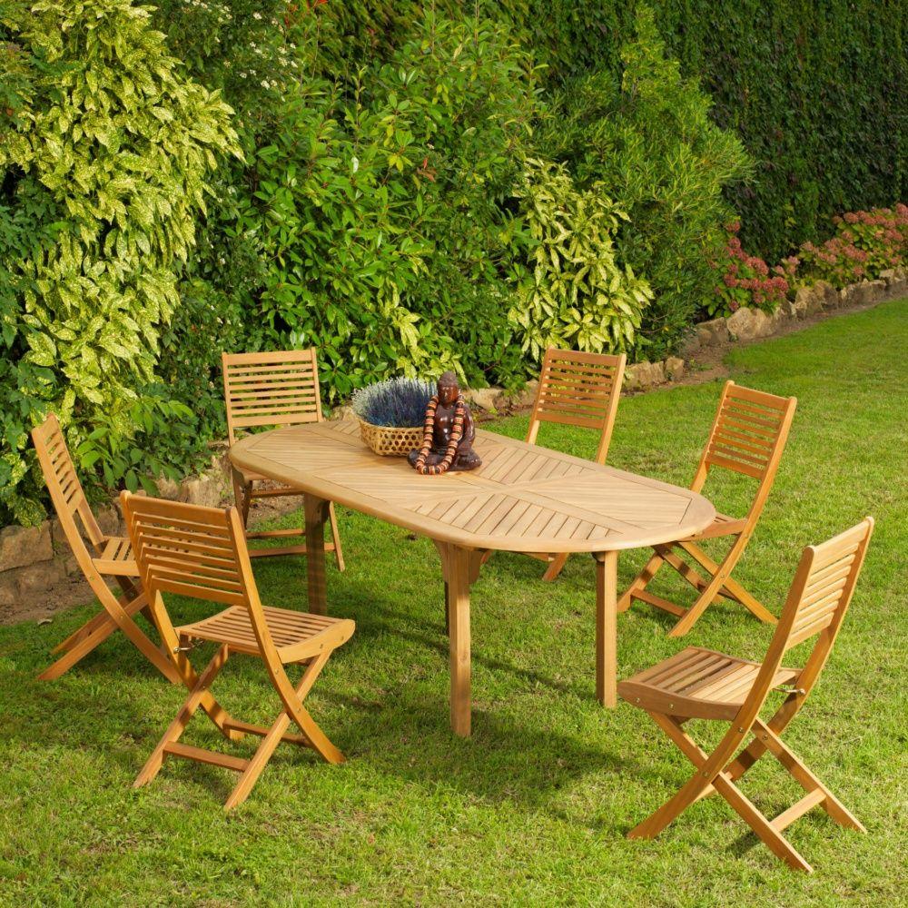 lot de 2 chaises pliantes saturne bois plantes et jardins. Black Bedroom Furniture Sets. Home Design Ideas