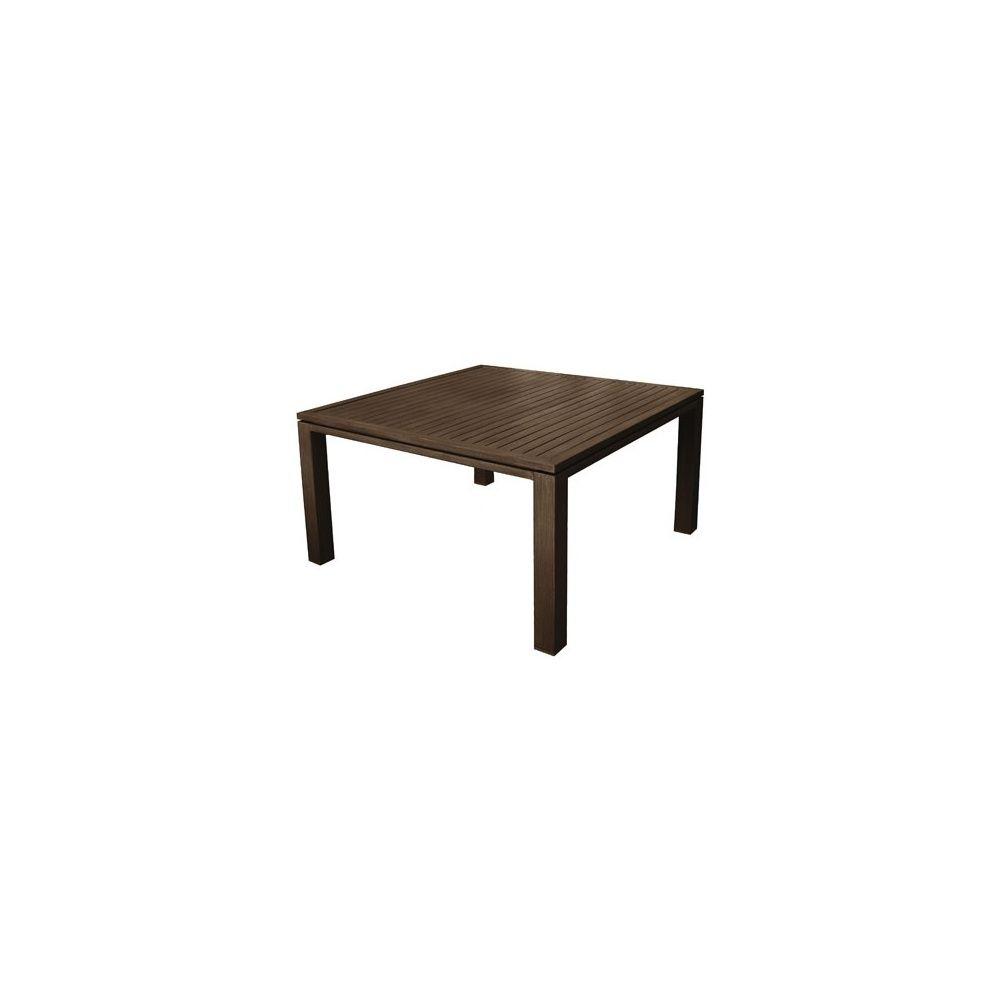 Table Jardin Aluminium Fiero Des Id Es Int Ressantes Pour La Conception De Des