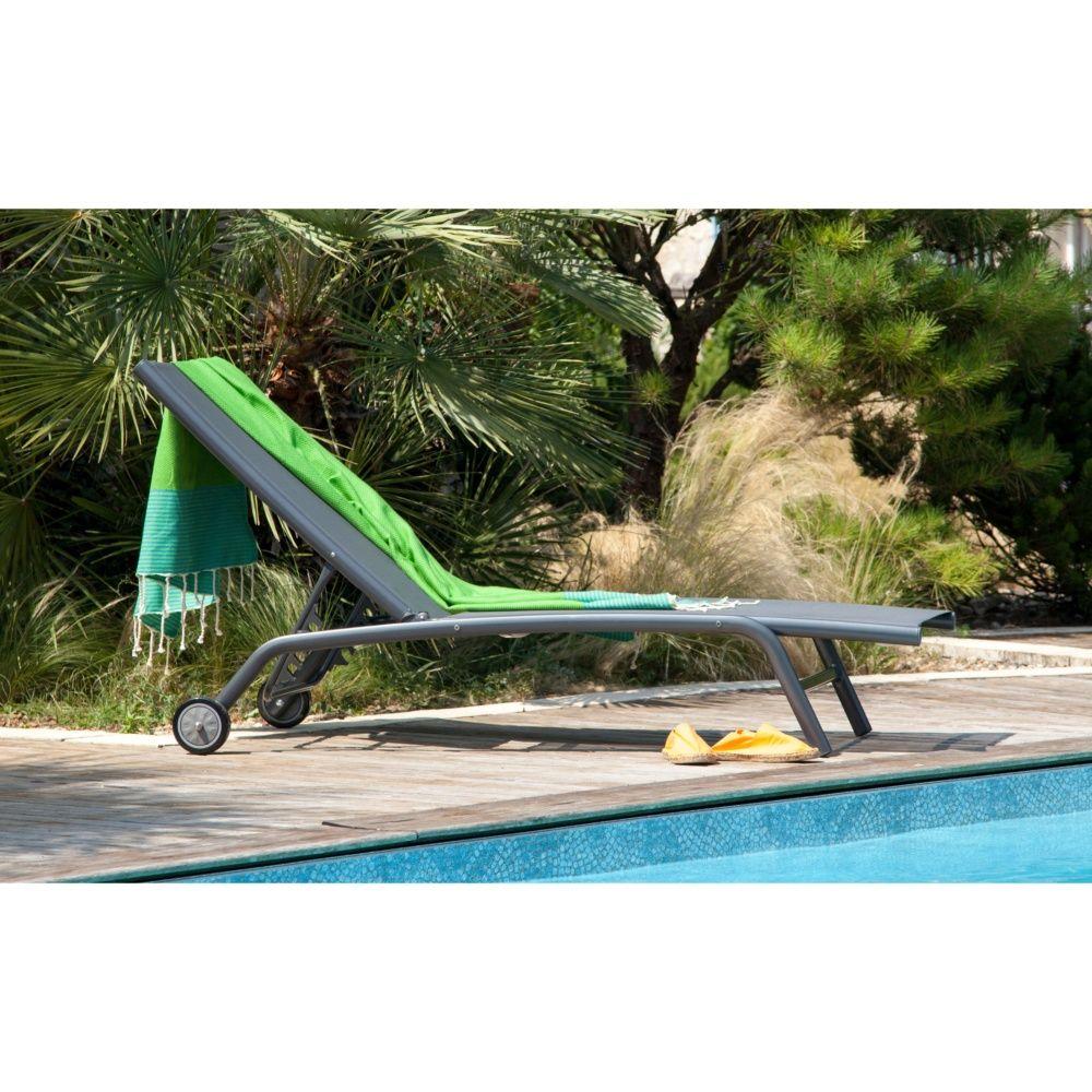 chaise longue gamm vert : thesecretconsul.com
