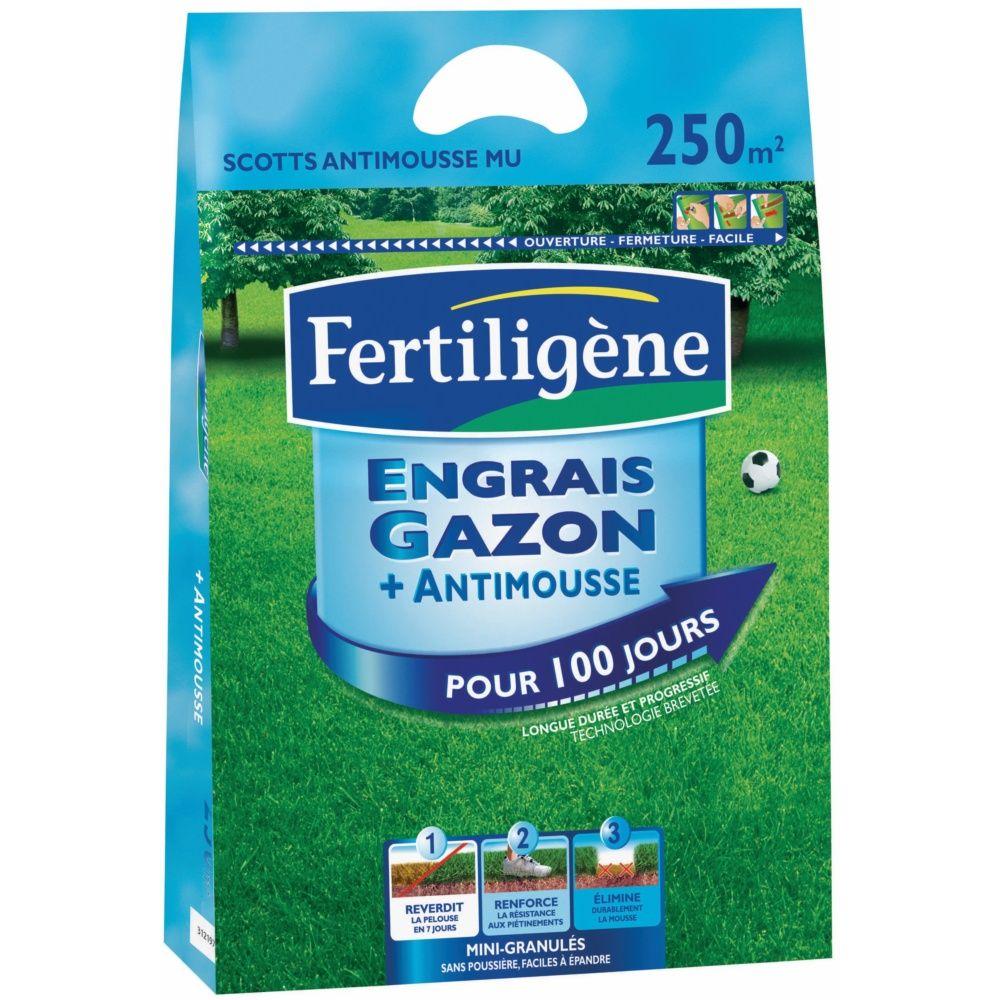 Engrais 2 en 1 anti mousse longue dur e 10 kg fertilig ne plantes et jardins - Produit anti araignee longue duree ...