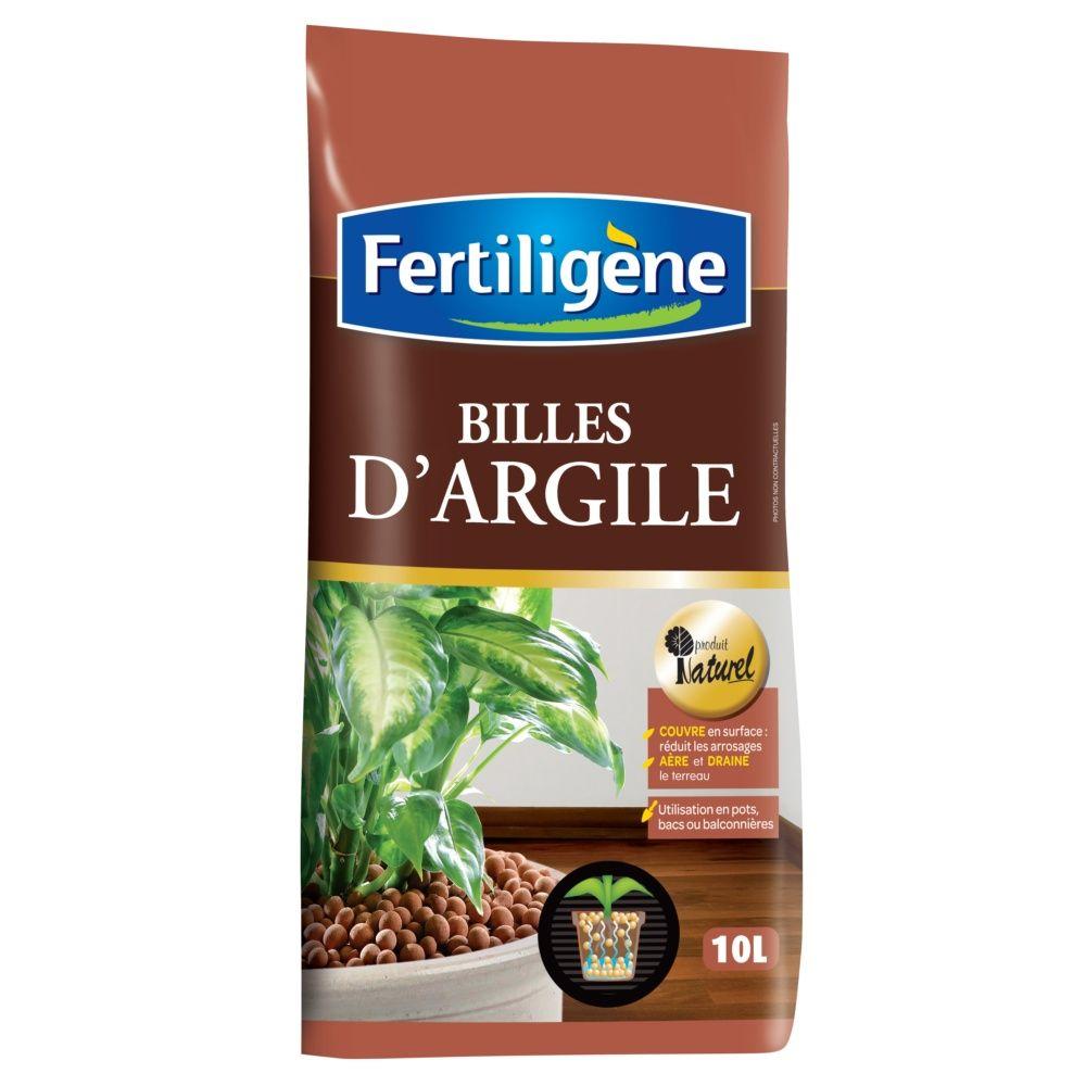 billes d 39 argile 10l fertilig ne plantes et jardins. Black Bedroom Furniture Sets. Home Design Ideas