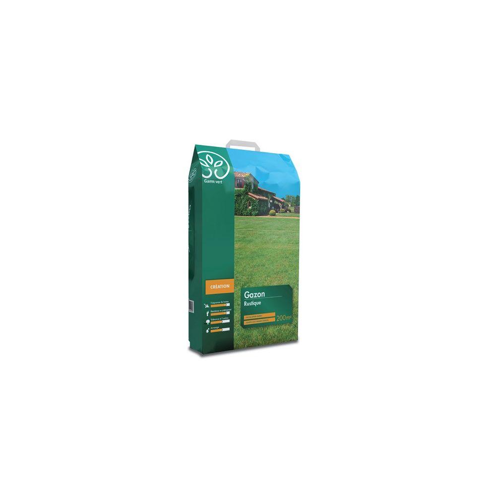 Gazon Rustique Kg : Gazon rustique kg gamm vert plantes et jardins
