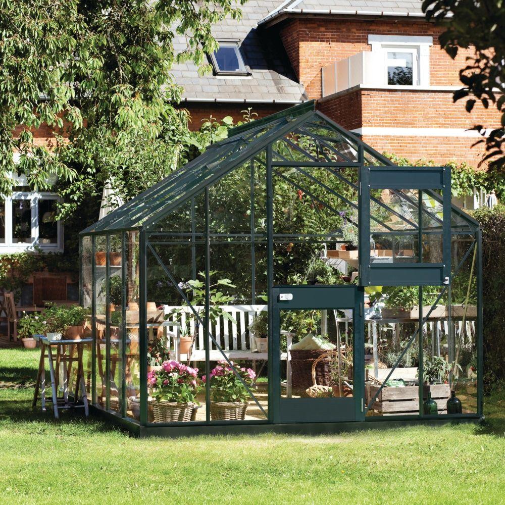 Serre De Jardin Compact Plus Polycarbonate Juliana Plantes Et Jardins