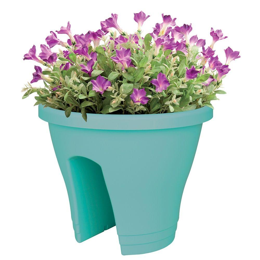 pot ehlo corsica flower bridge 30 h24 cm menthe plantes et jardins. Black Bedroom Furniture Sets. Home Design Ideas