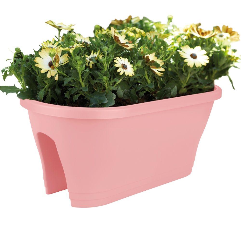 jardini re elho corsica flower bridge l60 h24 cm rose. Black Bedroom Furniture Sets. Home Design Ideas