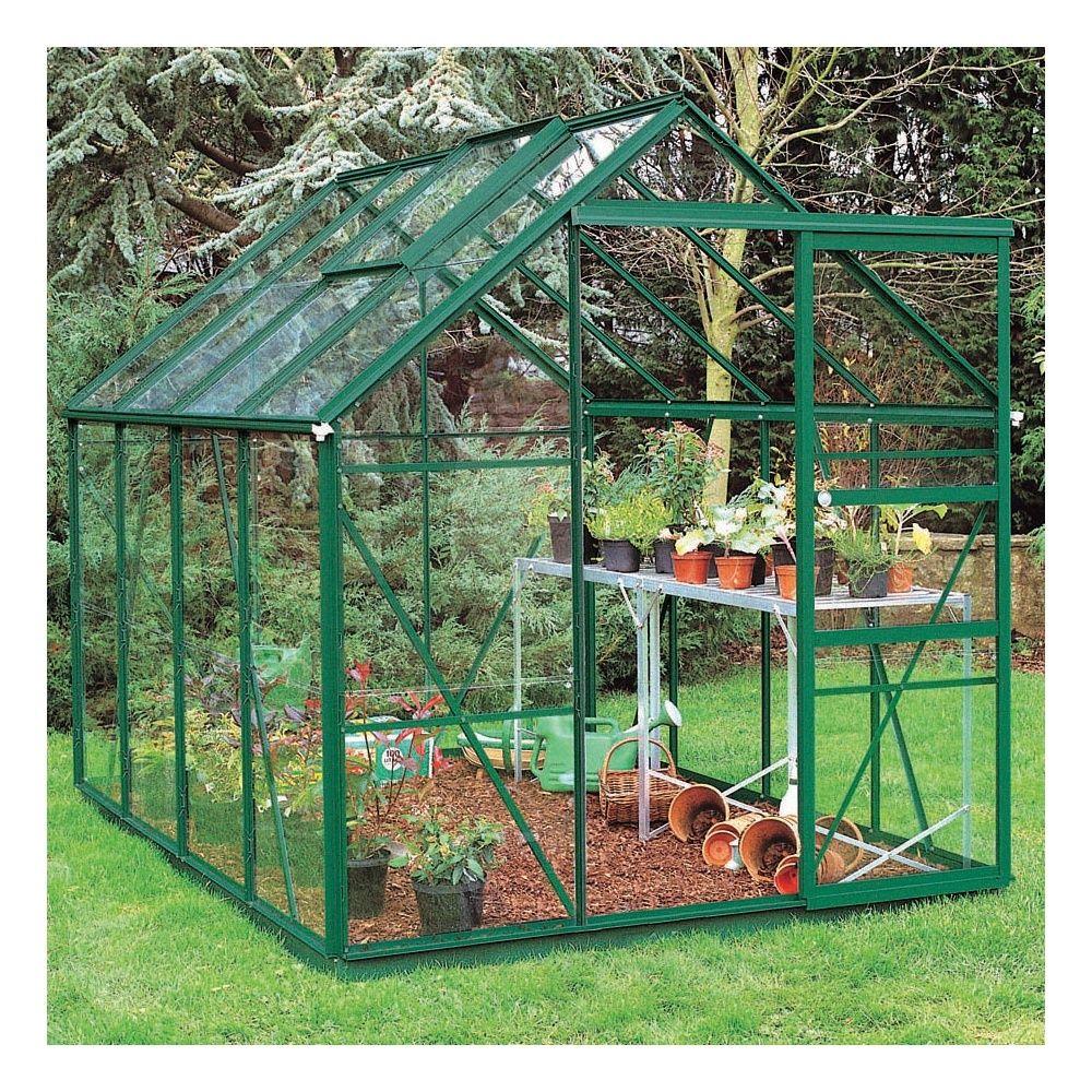 serre princess verre tremp 5 m embase eden plantes et jardins. Black Bedroom Furniture Sets. Home Design Ideas