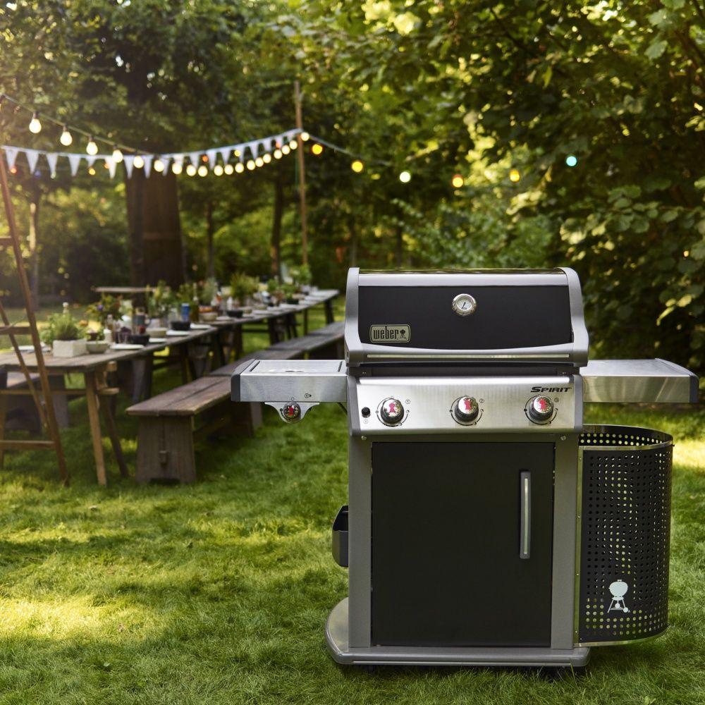 Barbecue charbon inox encastrable for Comparatif barbecue a gaz