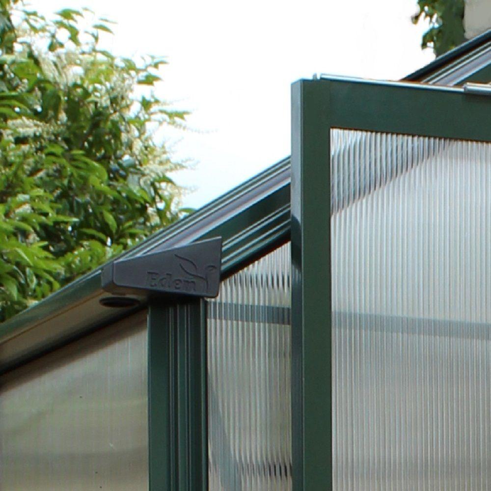 Serre de jardin birdlip polycarbonate kit for Jardin accessoires decoratifs