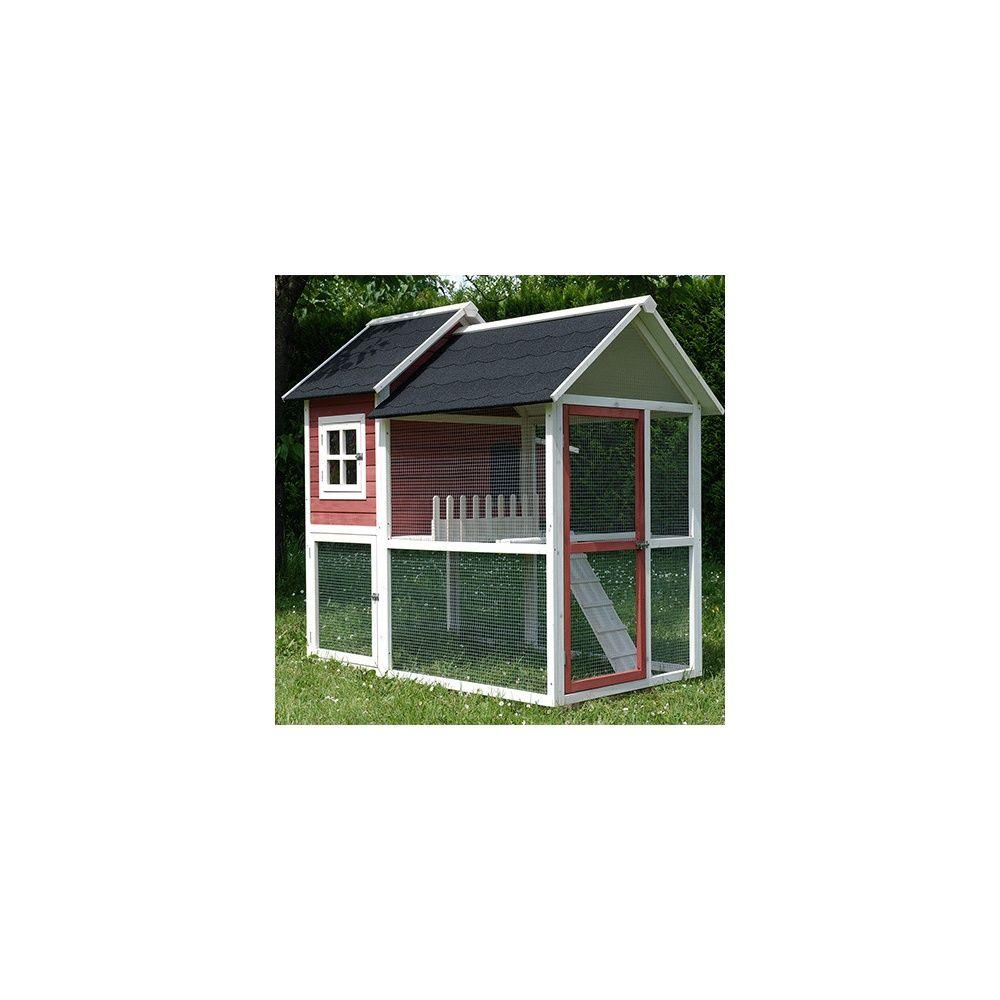 poulailler sutton 5 poules plantes et jardins. Black Bedroom Furniture Sets. Home Design Ideas