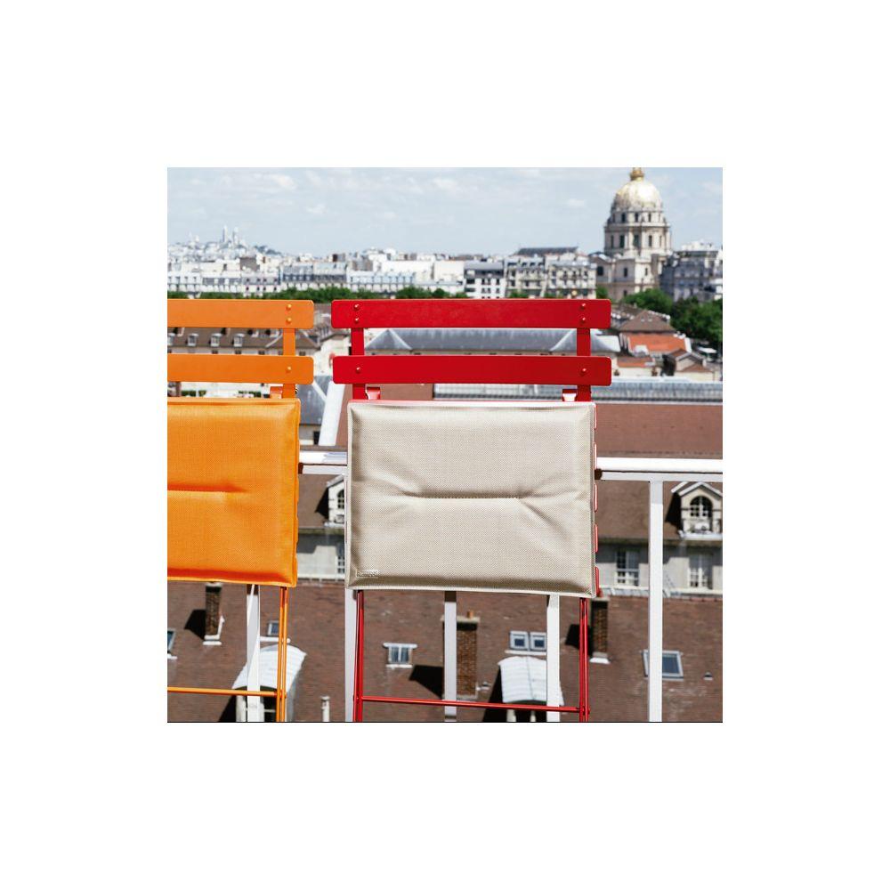 coussin fermob muscade pour chaise bistro plantes et jardins. Black Bedroom Furniture Sets. Home Design Ideas