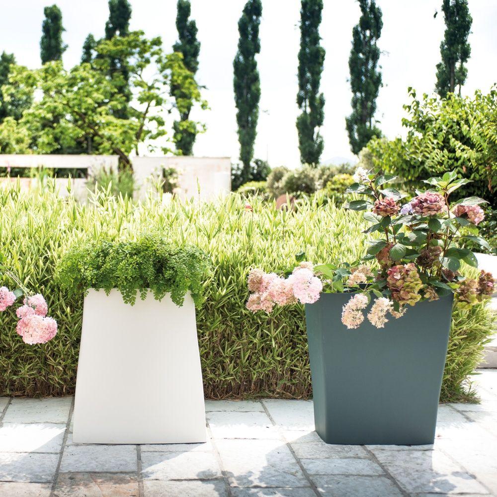 bac fleurs reverso r sine l59 h65 cm griotte plantes et jardins. Black Bedroom Furniture Sets. Home Design Ideas