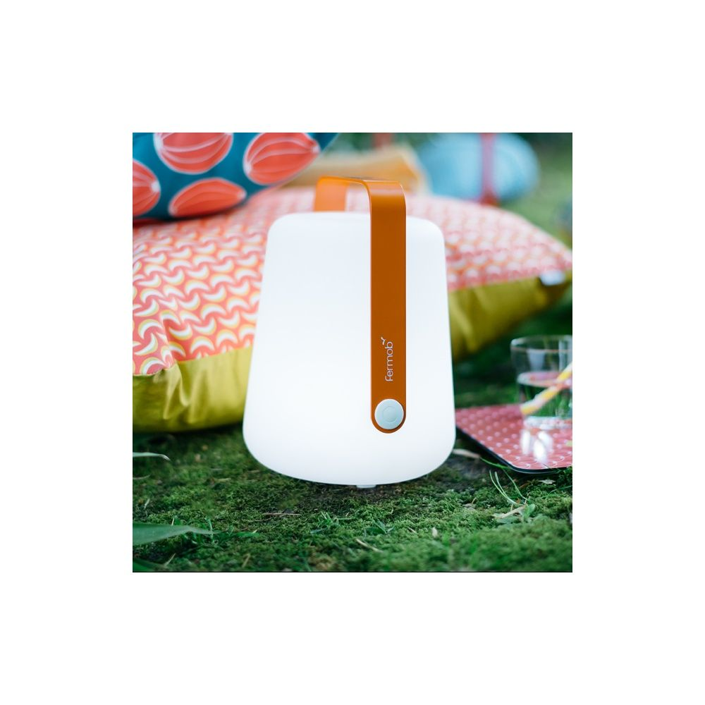 lampe fermob balad sans fil h25 cm carotte plantes et jardins. Black Bedroom Furniture Sets. Home Design Ideas