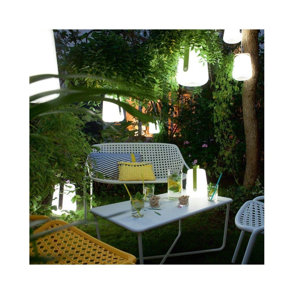 lampe fermob balad sans fil h25 cm aubergine plantes et jardins. Black Bedroom Furniture Sets. Home Design Ideas