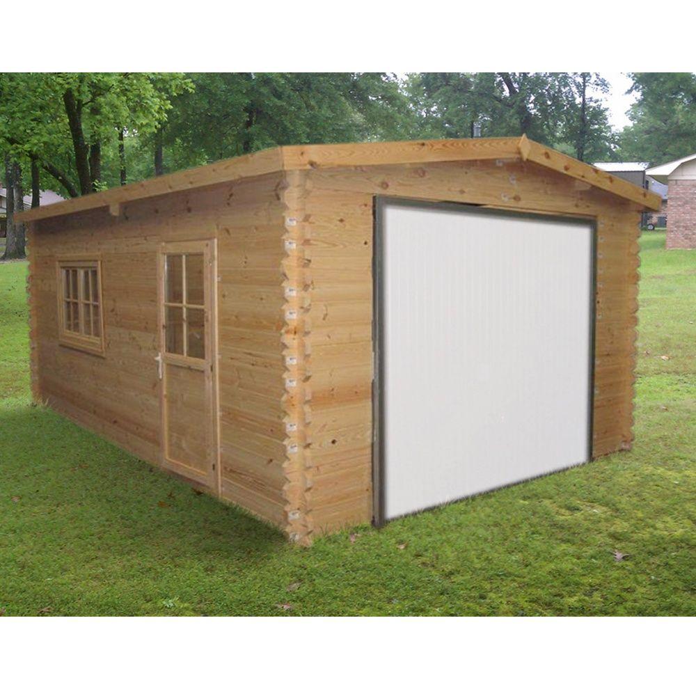 porte garage coulissante custom home design. Black Bedroom Furniture Sets. Home Design Ideas