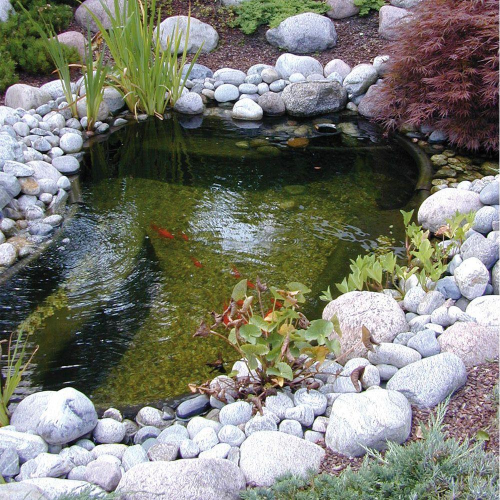Bassin pr form en hdpe ubbink 2000l plantes et jardins for Bassin de jardin preforme ubbink
