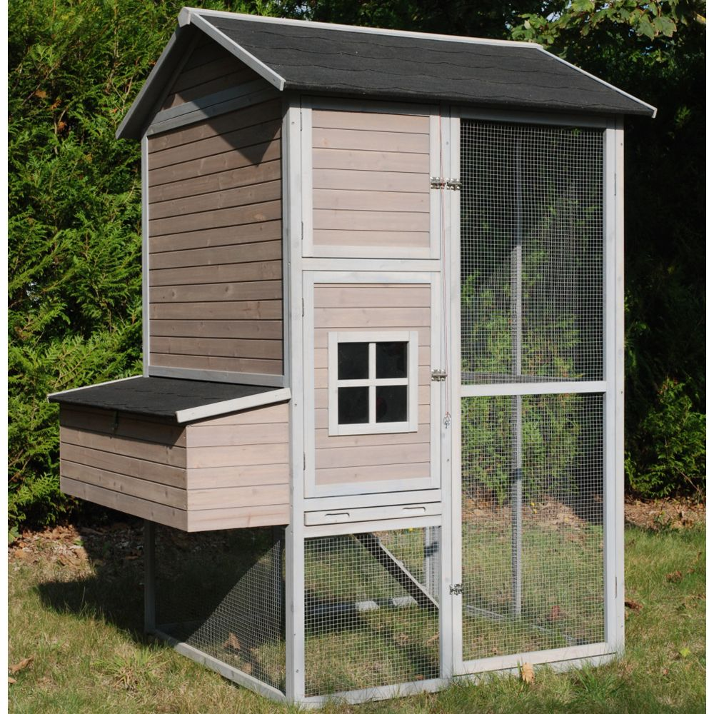 poulailler maine 6 7 poules plantes et jardins. Black Bedroom Furniture Sets. Home Design Ideas