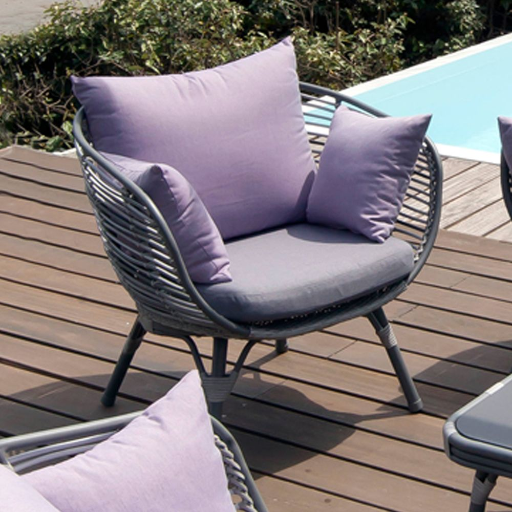salon de jardin arguin aluminium r sine table basse 2 fauteuils 1 canap plantes et jardins. Black Bedroom Furniture Sets. Home Design Ideas