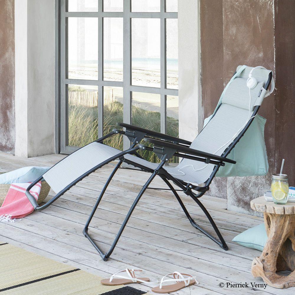 lafuma relax gallery of relax lafuma castorama avec transat batyline comparer offres et sur. Black Bedroom Furniture Sets. Home Design Ideas
