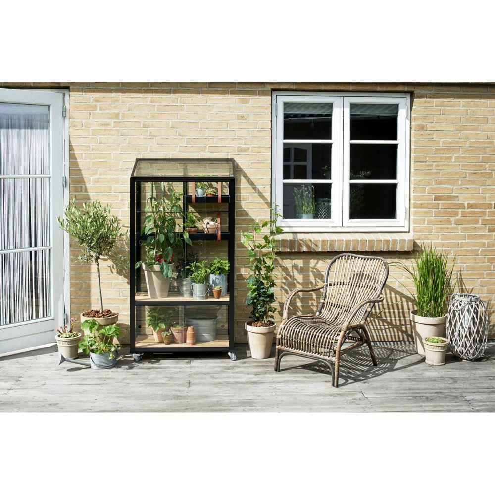 serre de balcon city m juliana plantes et jardins. Black Bedroom Furniture Sets. Home Design Ideas