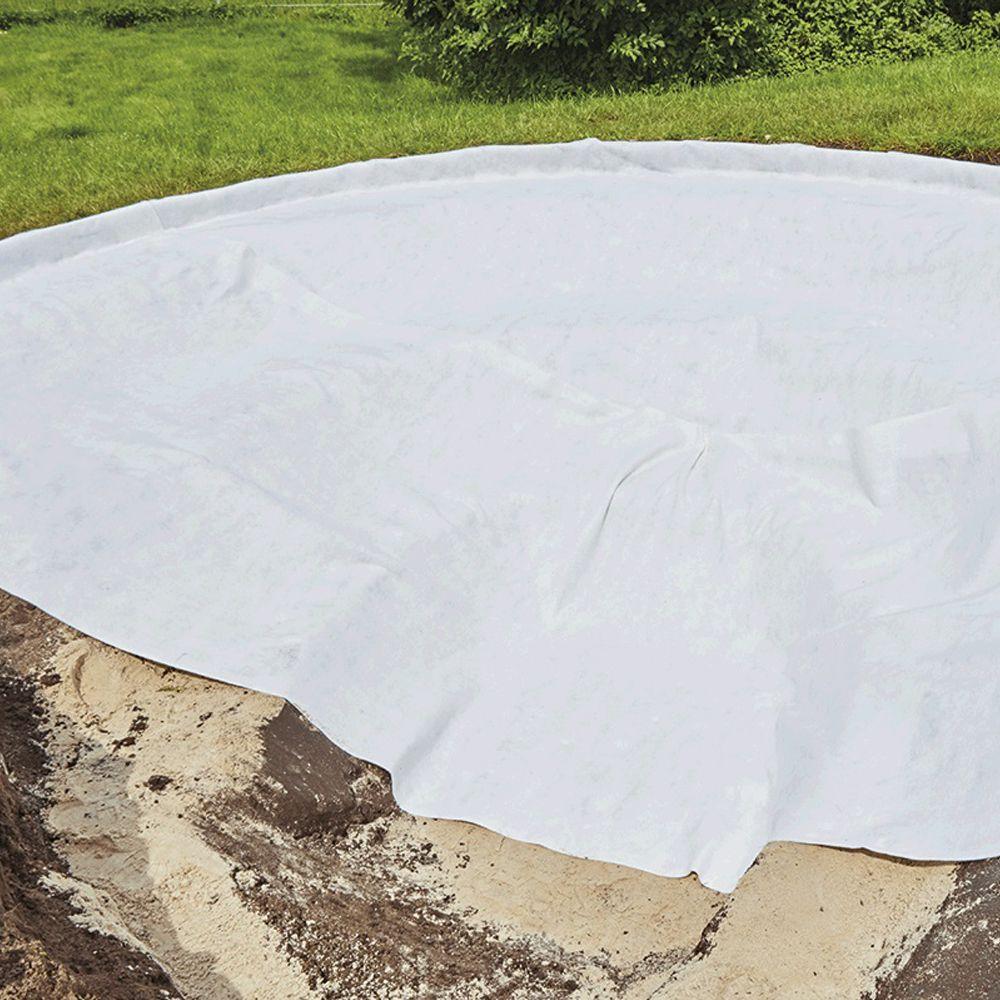 feutre g otextile de bassin 200 g m 2x5 m oase plantes. Black Bedroom Furniture Sets. Home Design Ideas