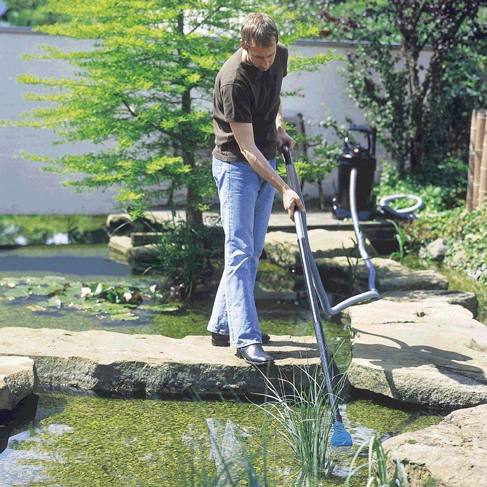 Aspirateur de bassin pondovac 3 plantes et jardins for Achat plante bassin