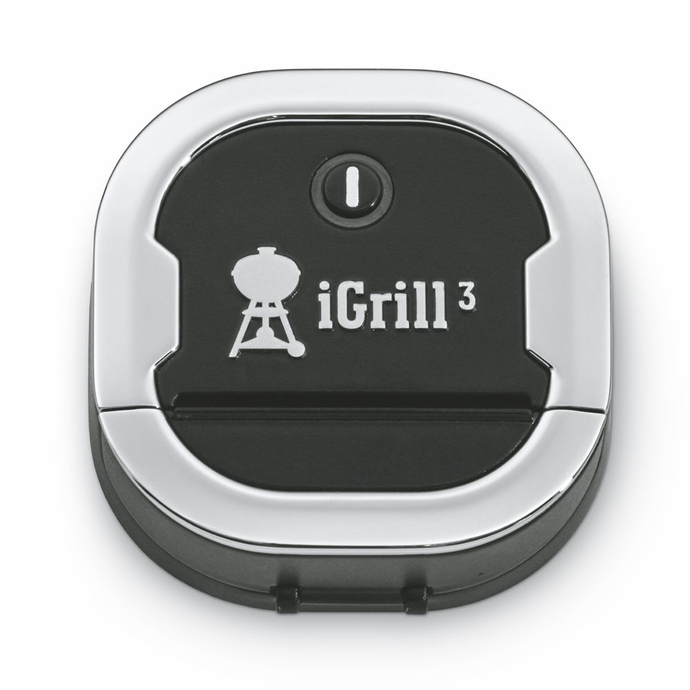 Thermom tre igrill 3 pour barbecue weber plantes et jardins - Application thermometre interieur ...
