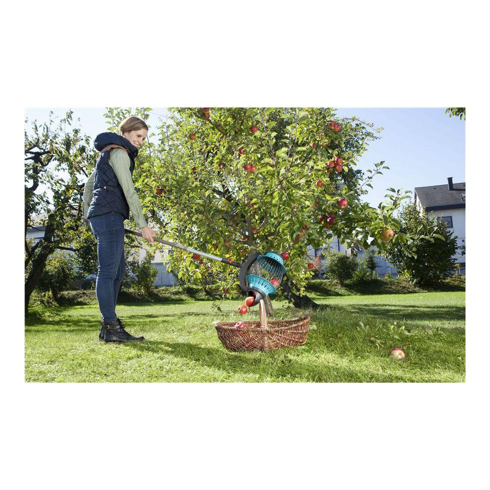 Ramasse fruits combisystem gardena plantes et jardins - Ramasse fruits gardena ...