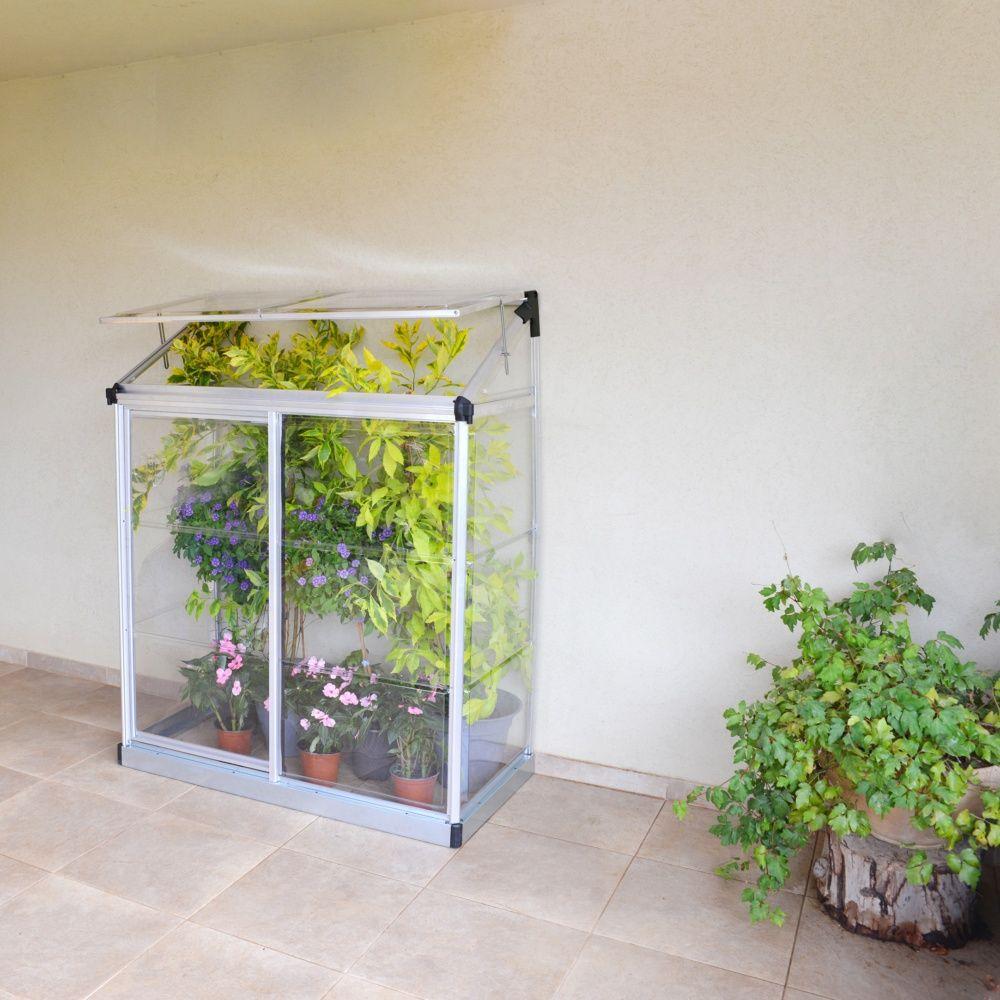 serre de balcon ou terrasse adoss e polycarbonate. Black Bedroom Furniture Sets. Home Design Ideas