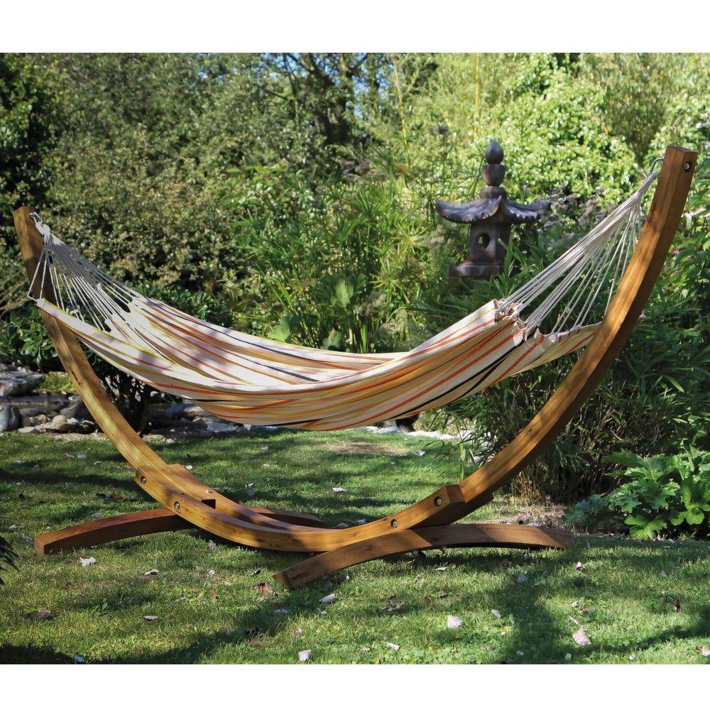 hamac toile 100 coton pique nique plantes et jardins. Black Bedroom Furniture Sets. Home Design Ideas