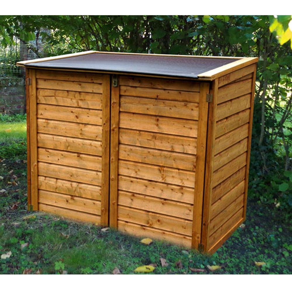 coffre de jardin bois trait trocad ro 1350l plantes et. Black Bedroom Furniture Sets. Home Design Ideas