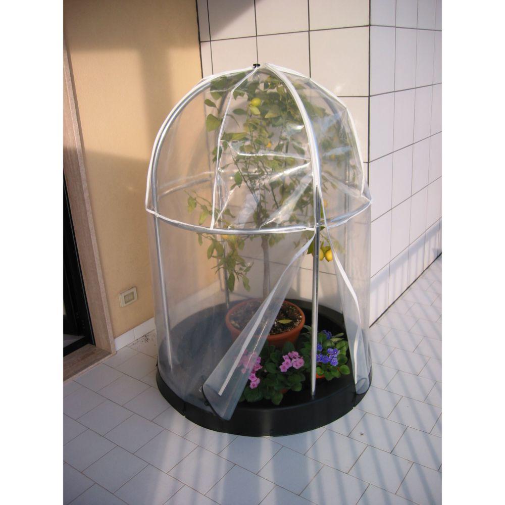 mini serre de balcon ou terrasse viva m plantes et. Black Bedroom Furniture Sets. Home Design Ideas