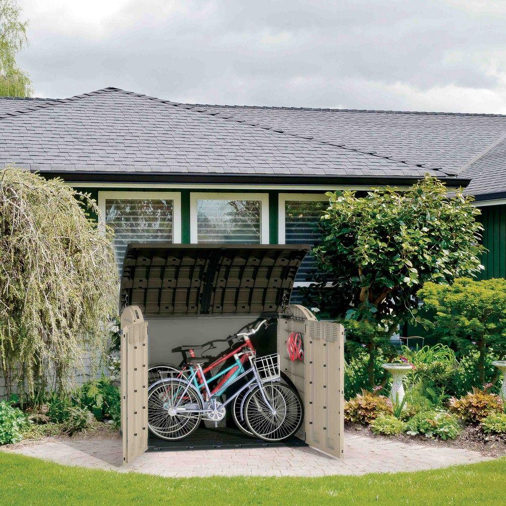 coffre de jardin r sine arc beige 2000l plantes et jardins. Black Bedroom Furniture Sets. Home Design Ideas