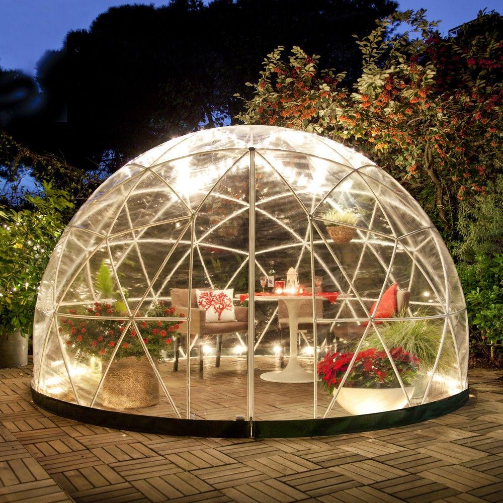 Abri de jardin Garden Igloo 10 m² - Plantes et Jardins