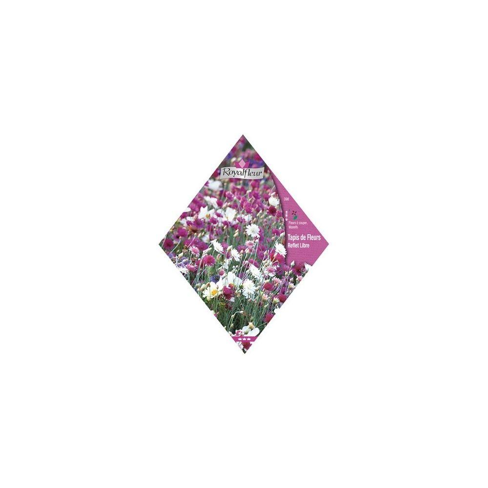tapis de fleurs reflet libre plantes et jardins. Black Bedroom Furniture Sets. Home Design Ideas