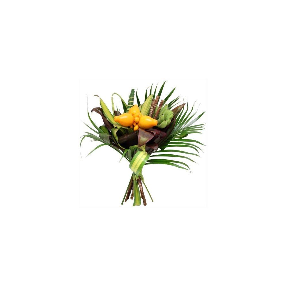 Bouquet exotique plantes et jardins for Bouquet exotique