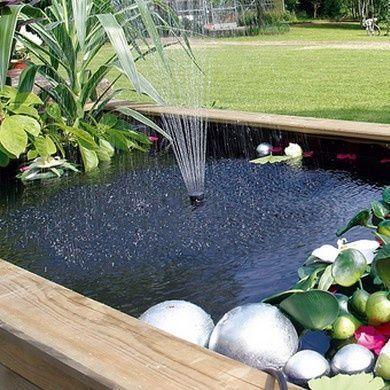 Bassins de jardin & Accessoires