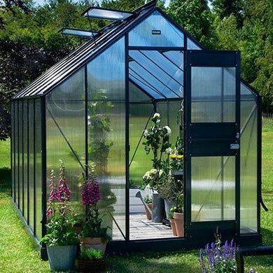 Plantes et jardins votre jardinerie en ligne gamm vert - Serre jardin polycarbonate caen ...